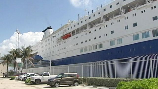 PHOTO: MS Bahamas Celebration