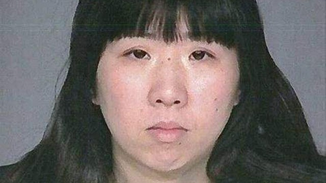 PHOTO: Bei Bei Shuai, 34, is accused of murder and attempted feticid after attempting suicide that lead to the death of her unborn child.