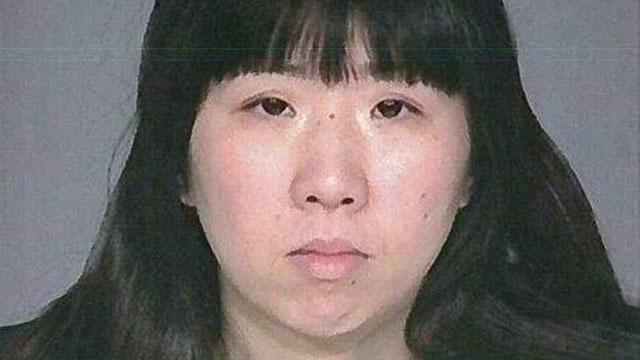 PHOTO:Bei Bei Shuai, 34, is accused of murder and attempted feticid after attempting suicide that lead to the death of her unborn child.