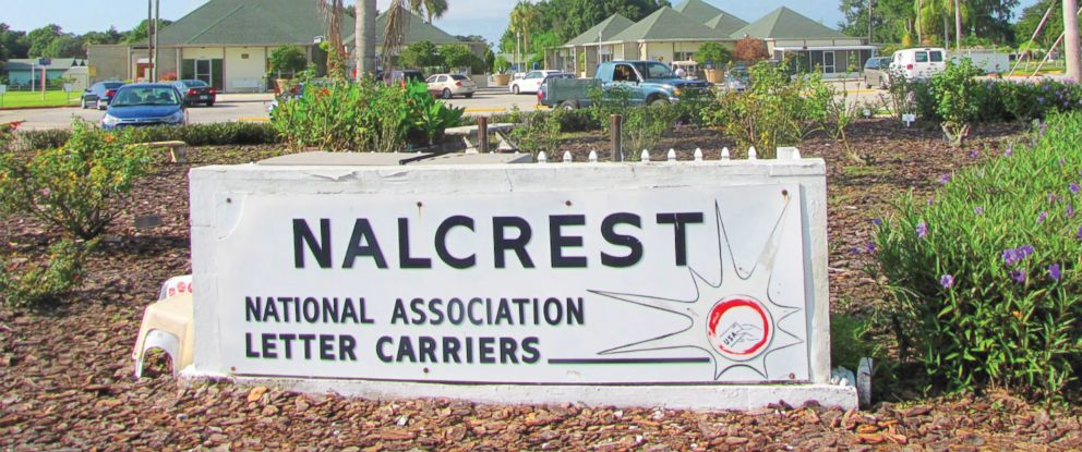 PHOTO: Nalcrest is a retirement community for former mail carriers.
