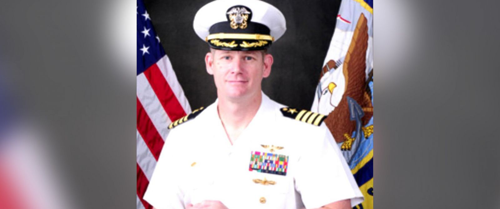 PHOTO: Navy Captain John Nettleton was relieved of command, Jan. 21, 2015, amid an investigation by the Naval Criminal Investigative Service.