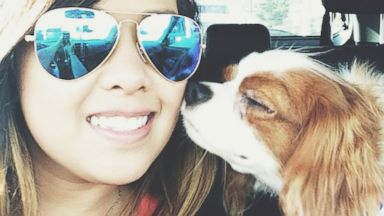 PHOTO: The family of Nina Pham, seen in this undated handout photo, confirmed to WFAA that she is seeking treatment for Ebola in Dallas, Texas