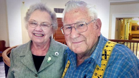 Octogenarian Couple Complete Bucket List - Visit Every State Capital