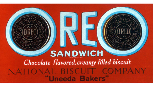 PHOTO: The name &quot;Oreo biscuit&quot; was changed to &quot;Oreo sandwich&quot; in 1921. <p itemprop=