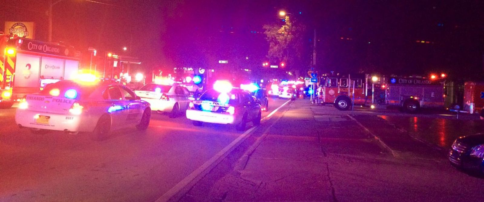 At Least 50 Dead In Orlando Gay Club Shooting Suspect