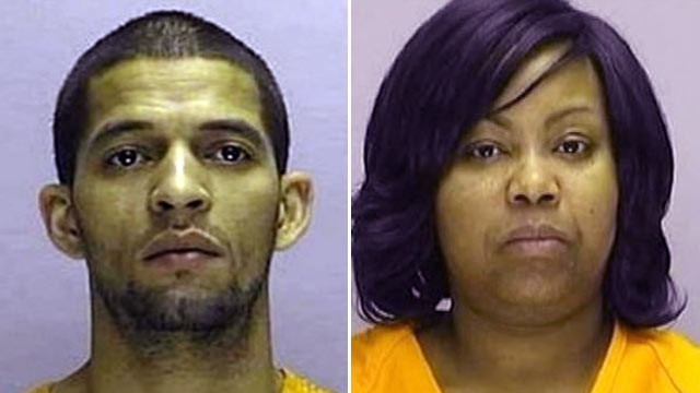 PHOTO: Osvaldo Rivera and Chevonne Thomas are both accused of killing a child, in separate incidents and authorities believe both suspects had smoked wet, a drug cocktail featuring the hallucinogen PCP, in Camden, New Jersey.
