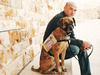 VA Cuts Coverage for PTSD Service Dogs