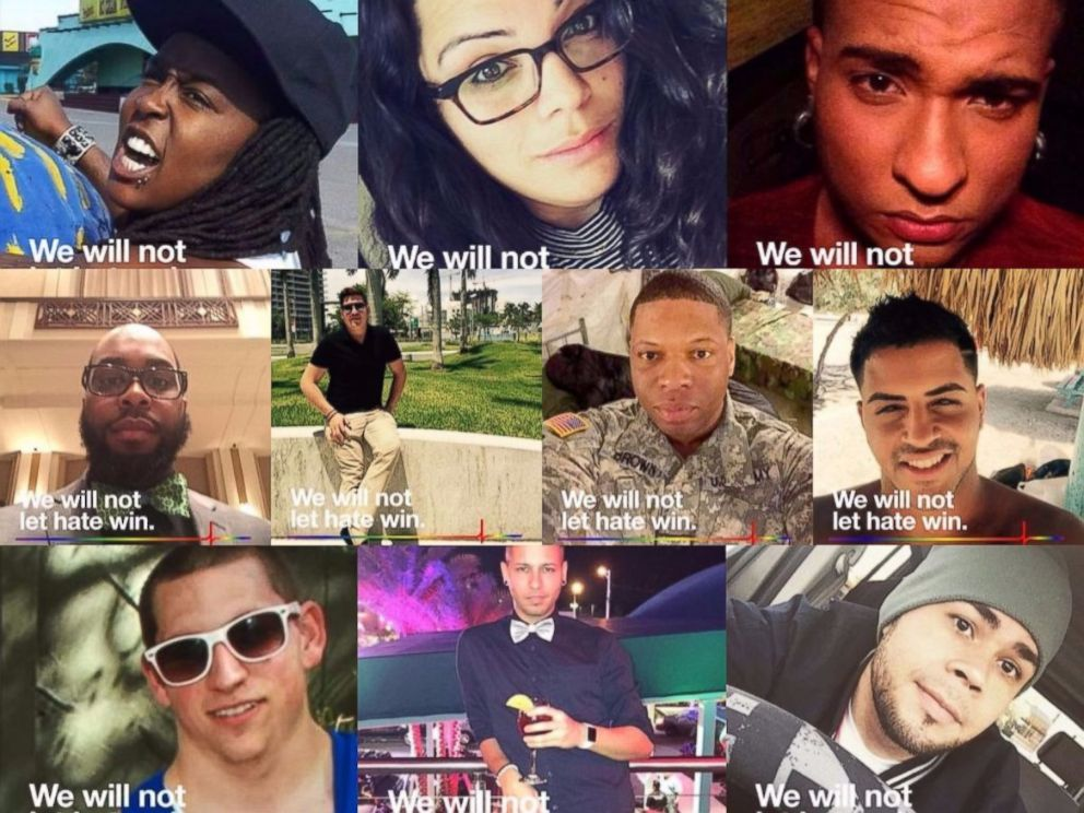 PHOTO: The onePULSE Foundation is remembering the victims of the Pulse nightclub shooting attack by posting their photos to social media ahead of the attacks one-year anniversary on June 12, 2017.
