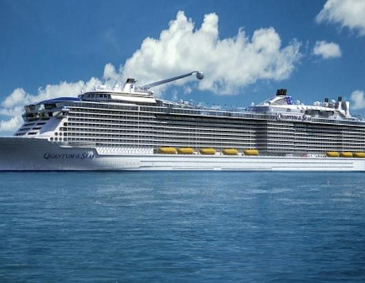 Quantum of the Seas will debut in 2014