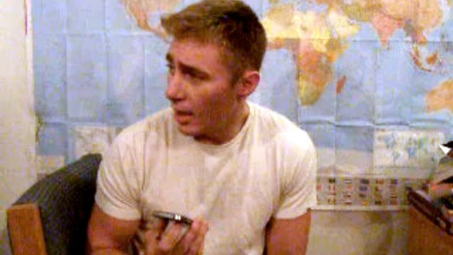 Soldier Comes Out Of The Closet On YouTube, 'Dad, I Am Gay' (VIDEO)