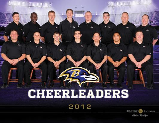 Ravens Cheerleaders