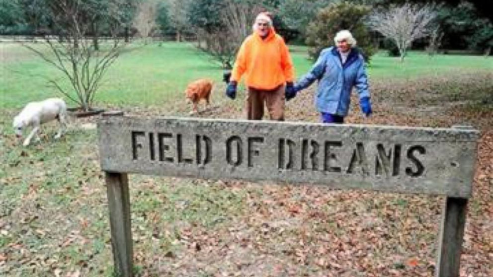 PHOTO: Peter and Mary Gregory opened the Mill Creek Farm in 1983.