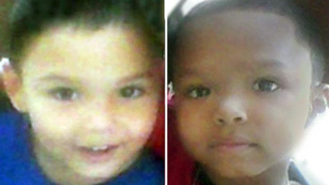 PHOTO: Rey Bonilla, 3, left, and his brother Daren Bonilla, 5, have been reported missing in North Miami, Fla.
