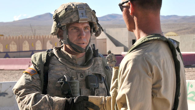 PHOTO: Staff Sgt. Robert Bales, 1st platoon sergeant, Blackhorse Company, 2nd Battalion, 3rd Infantry Regiment, 3rd Stryker Brigade Combat Team, 2nd Infantry Division, in 2011.