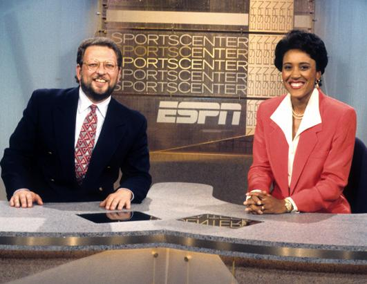 SportsCenter Anchors: Where Are They Now