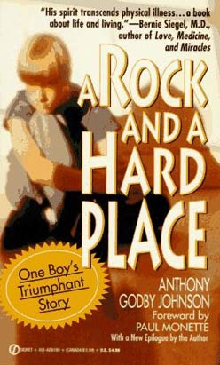 Famous Literary Hoaxes Anthony Godby Johnson A Rock and a Hard Place