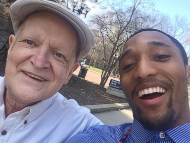 The Heartfelt Reason This Grandfather Is An Uber Driver
