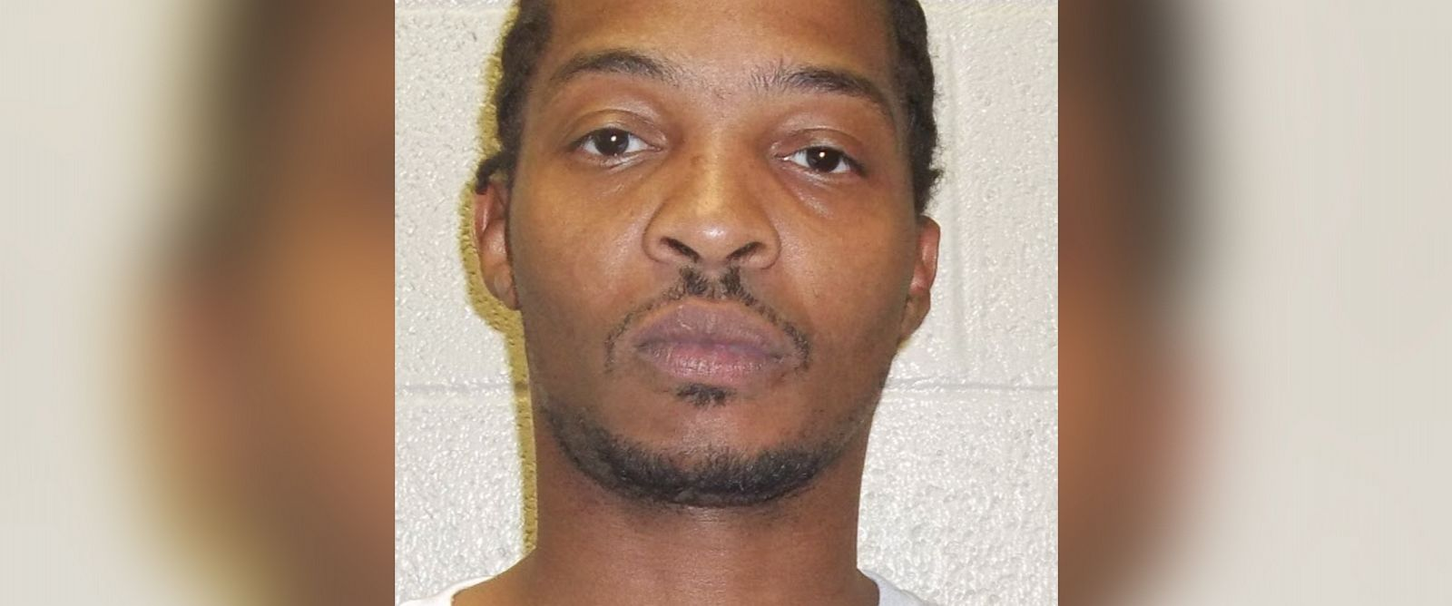PHOTO: A mug shot of Rumain Brisbon after a February 2012 charge at the Arizona Department of Corrections.