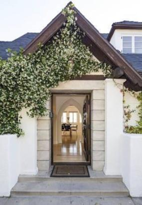 Russell Brand's New Hollywood Home