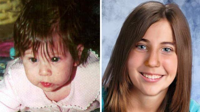 PHOTO: Sabrina Aisenberg missing since 1997