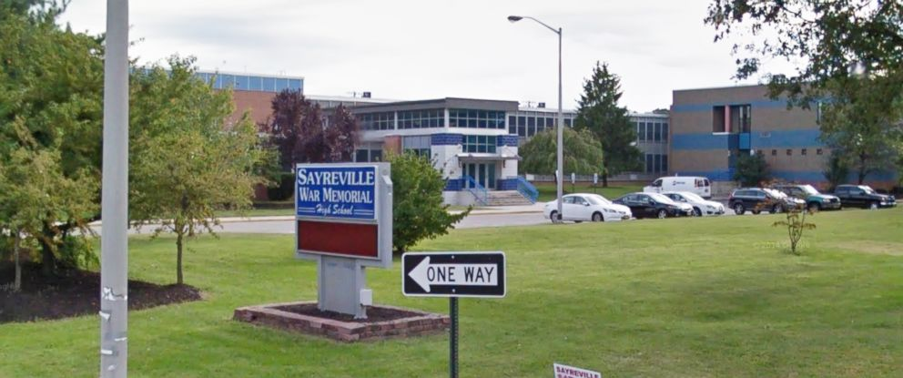 PHOTO: Sayreville War Memorial High School officials canceled their football season after allegations of hazing and bullying.