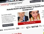 PHOTO: SeekingArrangement.com is a website that matches sugar daddies and sugar babies.