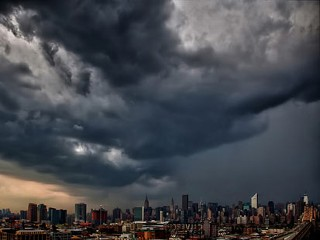 Photos: Severe Weather: Thunderstorm Hits NYC