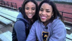 PHOTO: Two 17-year-old siblings separated their entire lives are reunited by chance at a D.C. track meet.