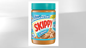 PHOTO Unilever Announces Recall of Skippy® Reduced Fat Peanut Butter Spread Due to Possible Health Risk Limited Recall