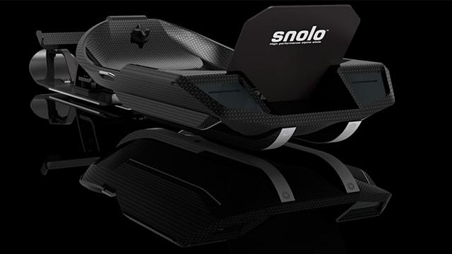 PHOTO: Snolo sled