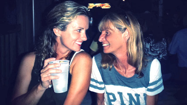 PHOTO: Sondra Forrester and Brenda Heist are seen here in this undated photo. Heist vanished from her life in Pennsylvania in 2002 and reemerged on April 26 in Florida.