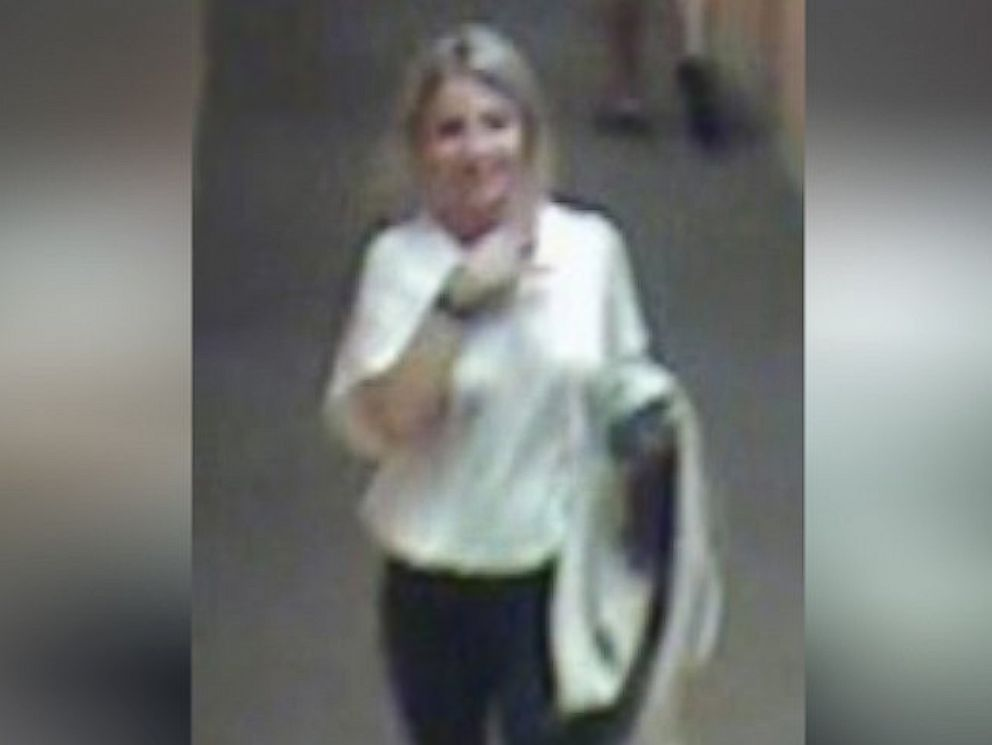 PHOTO: Indiana University student Lauren Spierer spotted on surveillance footage the morning she disappeared on June 3, 2011.