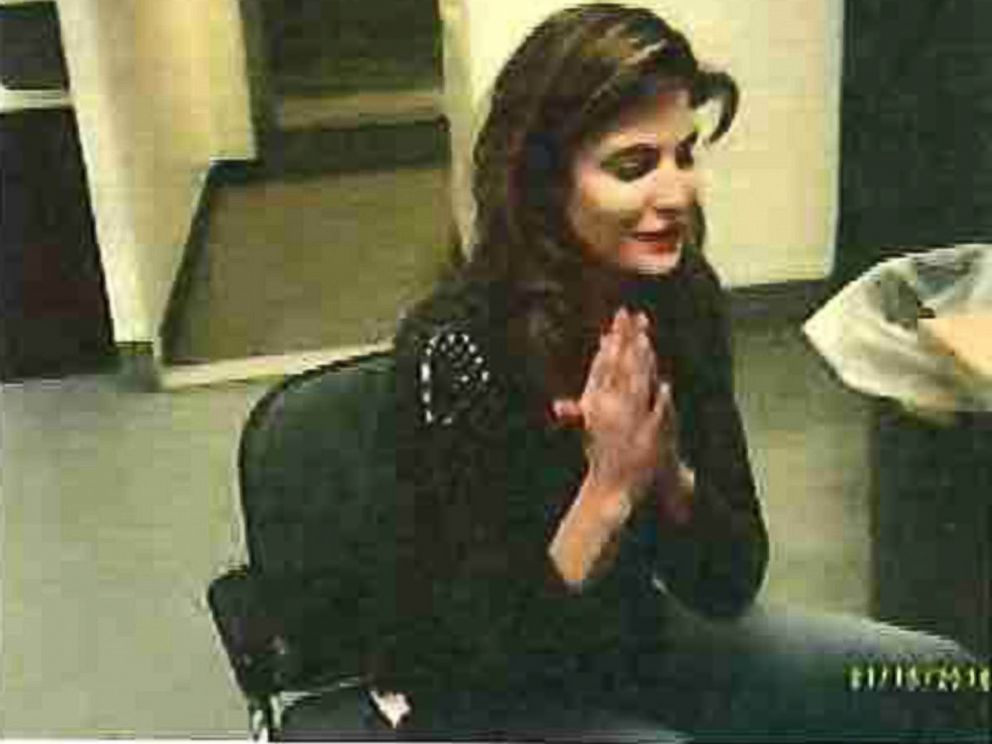 PHOTO: Supermodel Stephanie Seymour, seen here in a Jan. 15, 2016 photo provided by Connecticut State Police, was arrested for allegedly driving under the influence on Friday night, according to paperwork obtained by ABC News.