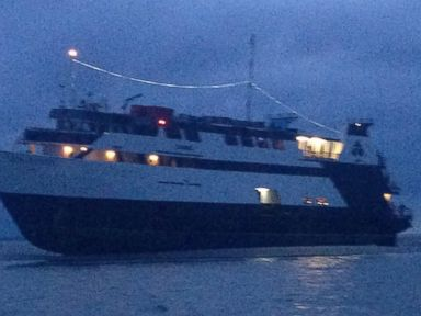 Passengers Stranded All Night on Casino Boat