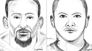 Police in Washington are looking for these two suspects that they think are responsible for committing crimes after showing up at people?s homes who had posted Craigslist ads.