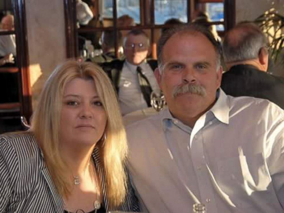 PHOTO: Tammy Meyers is seen with her husband, Bob, in this undated photo posted to a GoFundMe page that was created after Tammy was killed in a road rage incident.