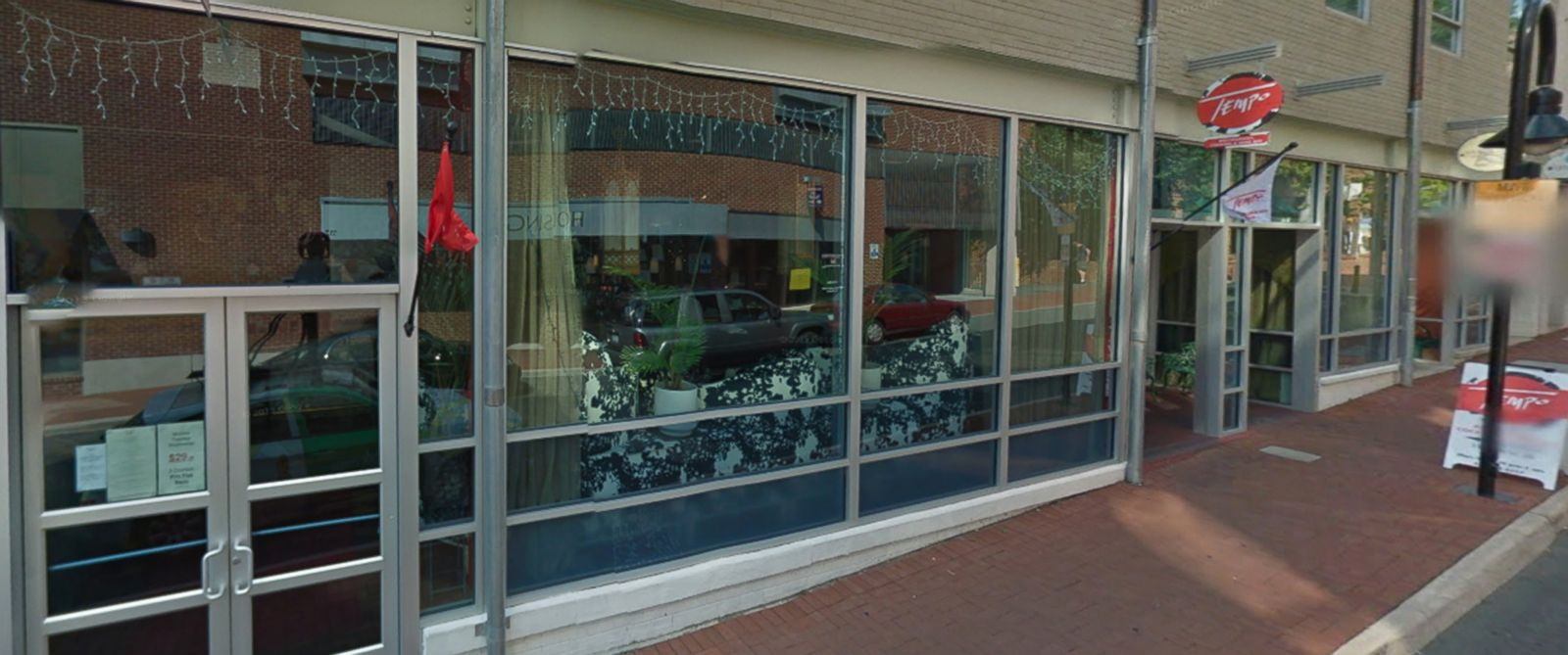 PHOTO: Tempo Restaurant can be seen in this screen grab from Google Maps.
