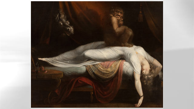 PHOTO: The Nightmare, Henry Fuseli