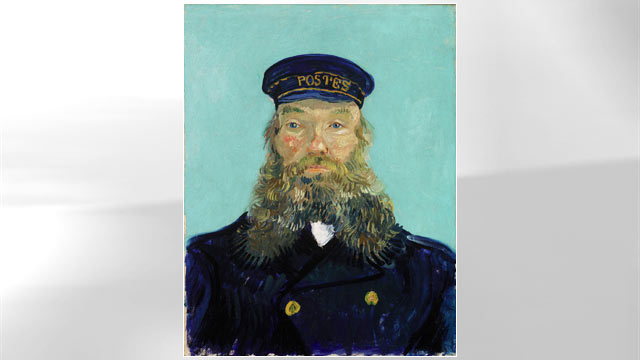 PHOTO: The Postman, Vincent van Gogh