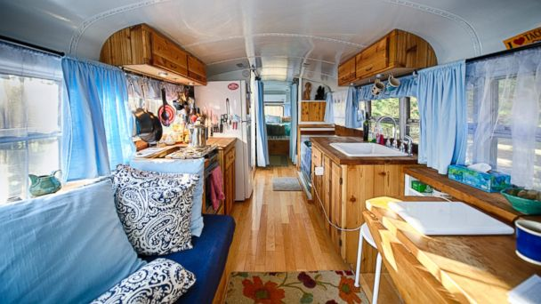 ht tiny house kb 140521 16x9 608 Dream Mansion in 221 Square Feet Is Small Wonder