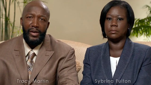 PHOTO: The parents of Trayvon Martin have launched a new website aimed at changing the controversial