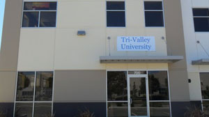 PHOTO Tri-Valley University is shown in an image that is shown on their website.