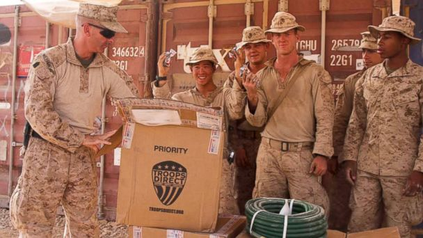 Marines Email Asking for Supplies Leads to Lifeline for Troops