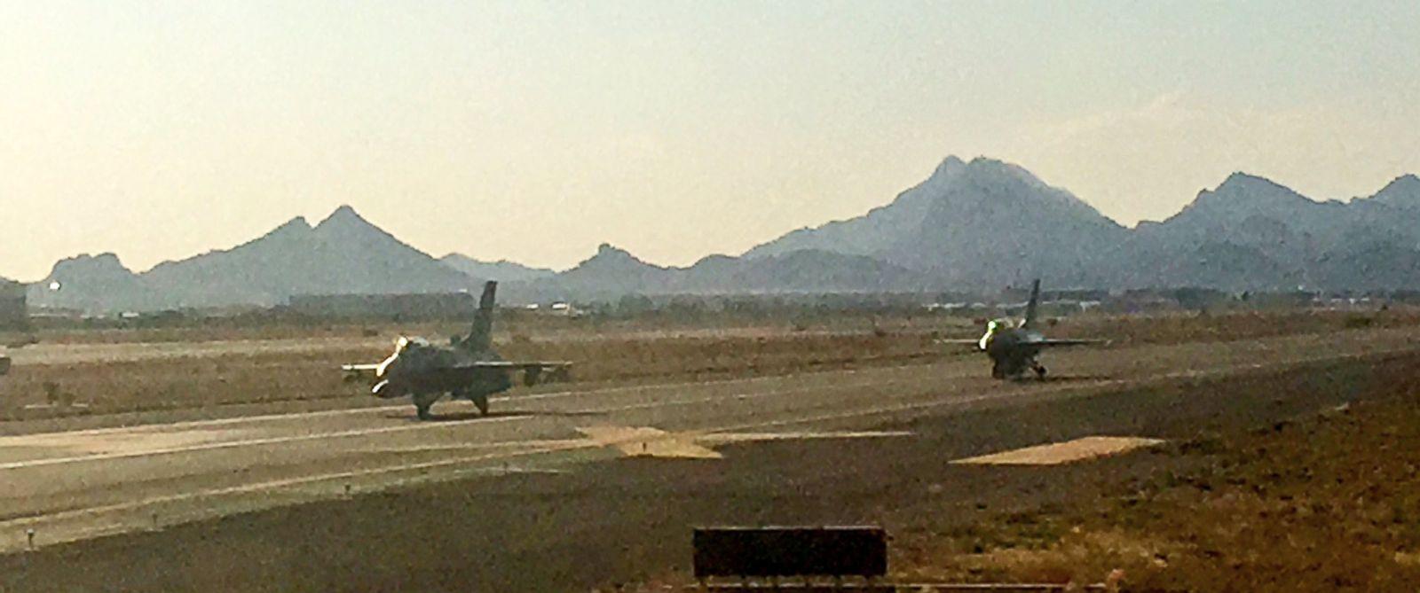 news fighter jets escort diverted delta flight tucson