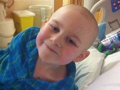 7-Year-Old Cancer Patient Gets Unforgettable Birthday Surprise
