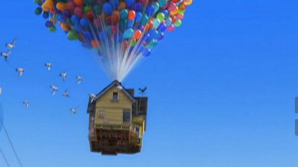 ht up house balloons 1 kb 130912 16x9 608 Balloonist Attempts Record Flight Across the Atlantic