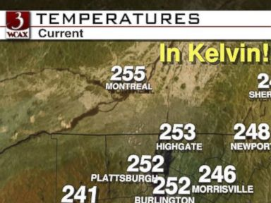 How Is It 253 Degrees in Vermont?