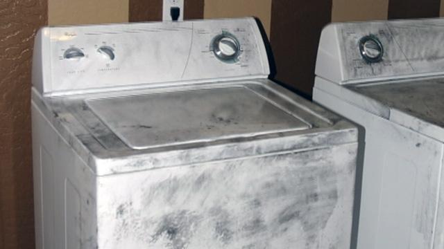 PHOTO: Washing machine