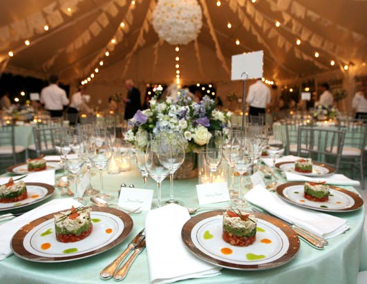 6 Wedding Reception Table Name Ideas