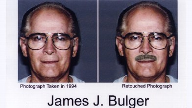 "PHOTO: Boston Mobster James ""Whitey"" Bulger was the oldest person to be placed on the list when he 69-years old."